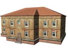 3D free models buildings