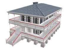 3D free models buildings